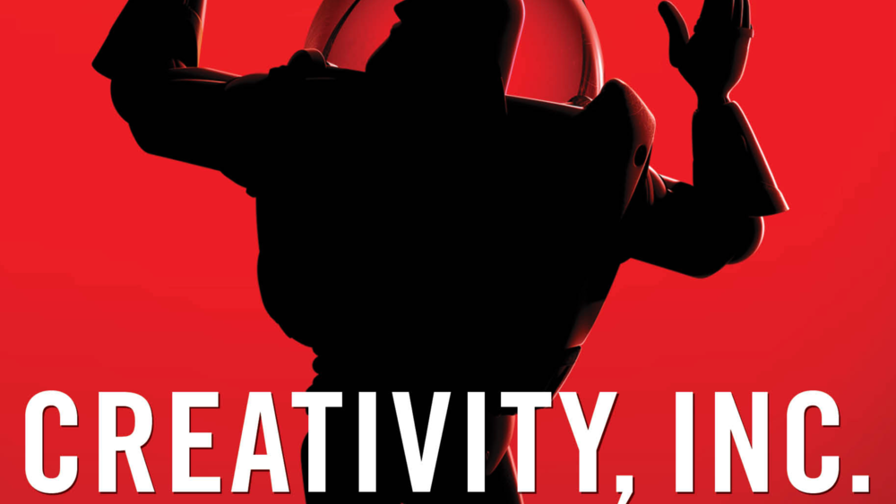 Creativity inc summary cover
