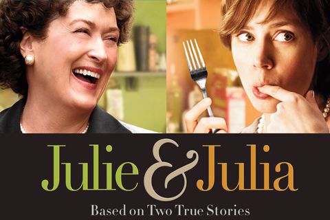 entrepreneur movies - Julie and Julia