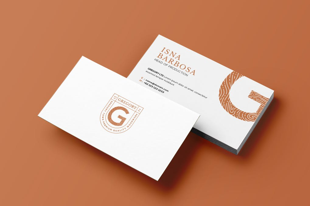 art director's pick of blogger business card #51