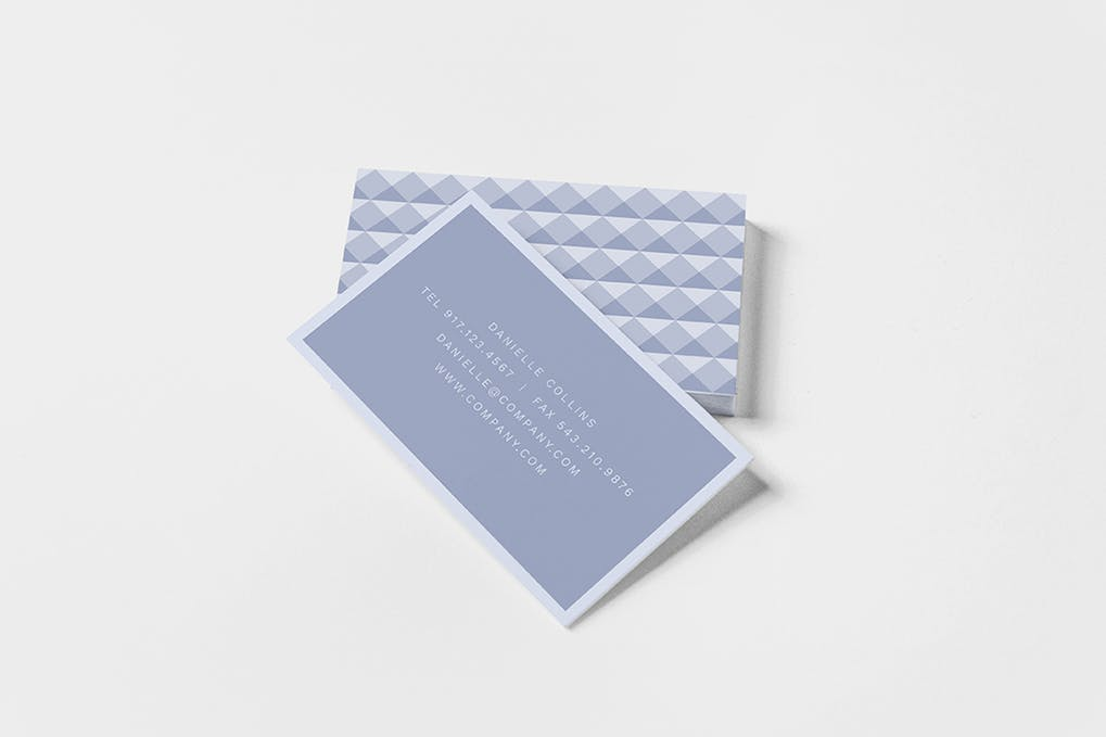 art director's pick of blogger business card #54