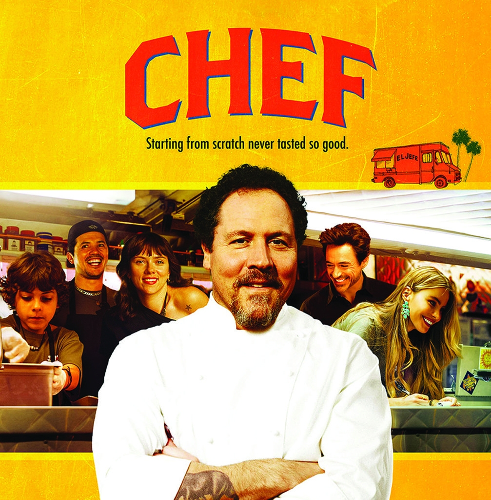 entrepreneur movies - Chef