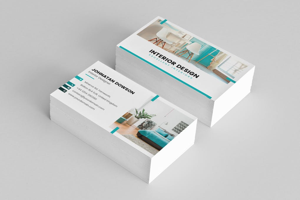 Get Interior Design Business Cards You Ll Love Free Print Ready