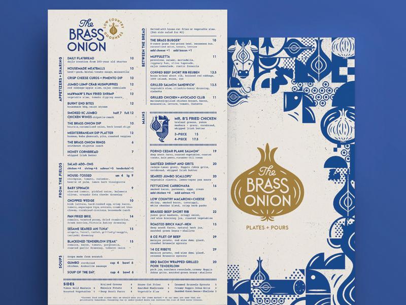 Restaurant Branding Example
