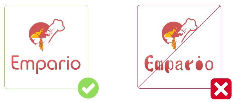 Restaurant Logos Fonts