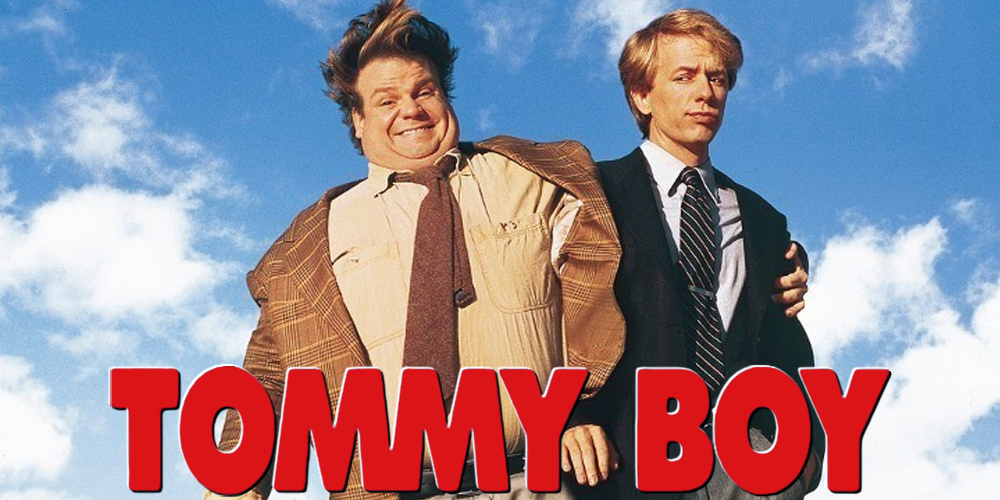 entrepreneur movies - Tommy Boy
