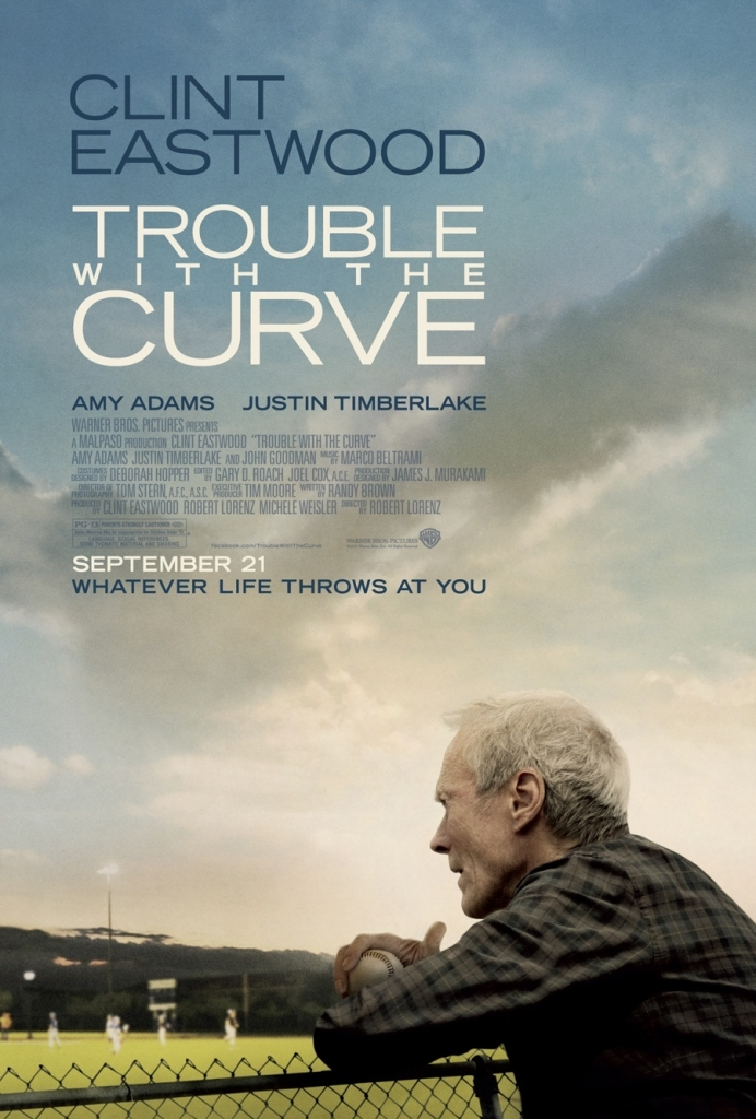 entrepreneur movies - Trouble with The Curve