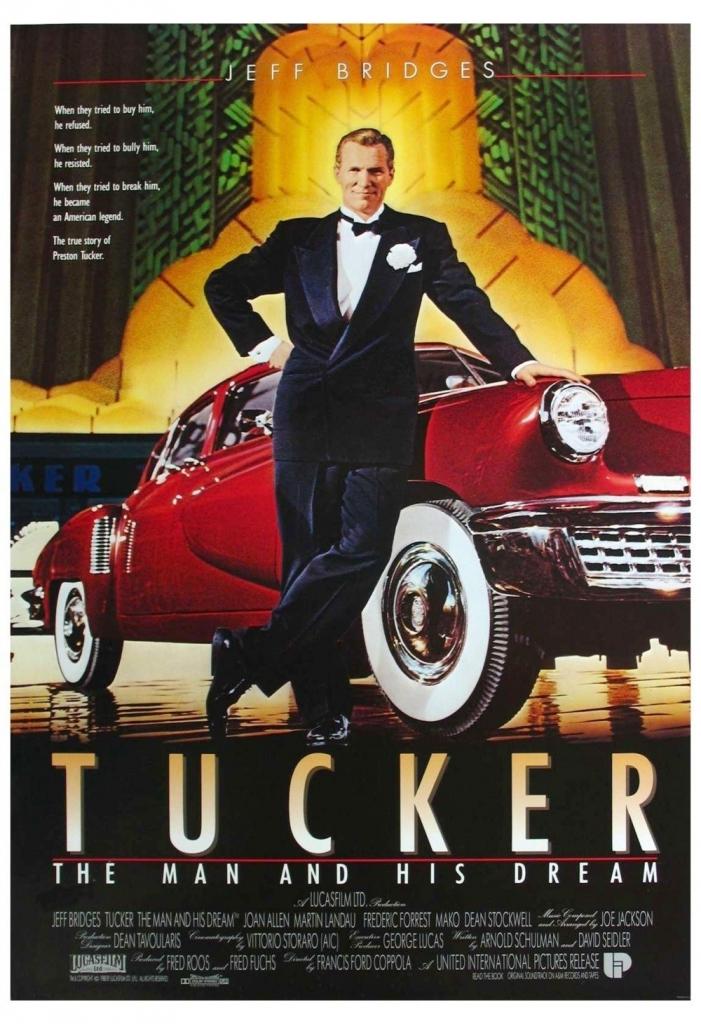 entrepreneur movies - Tucker
