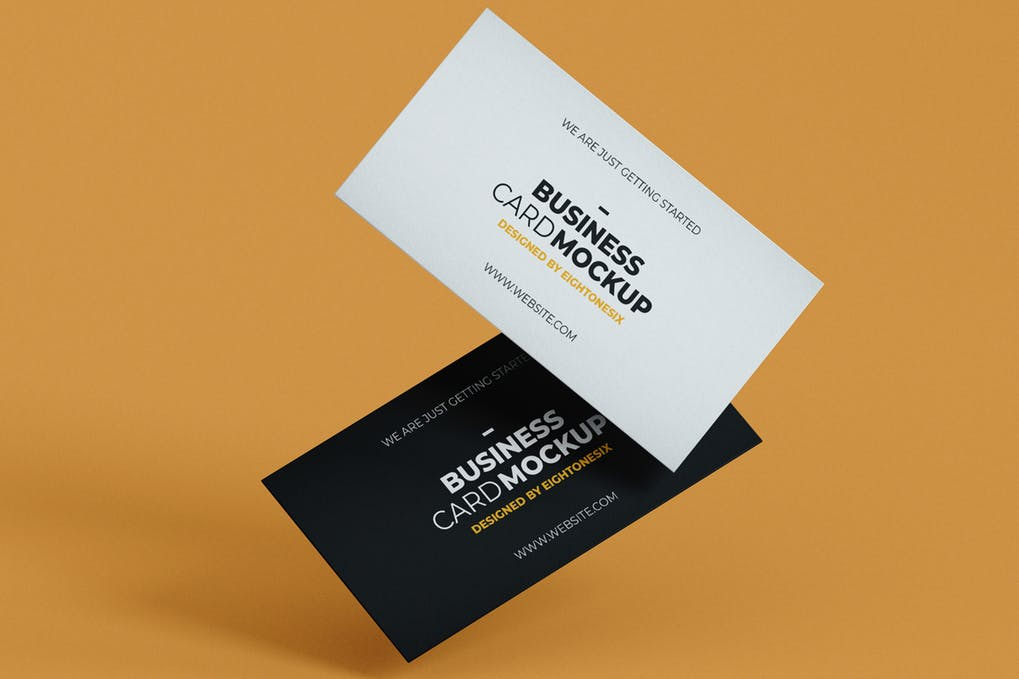art director's pick of video business card #4