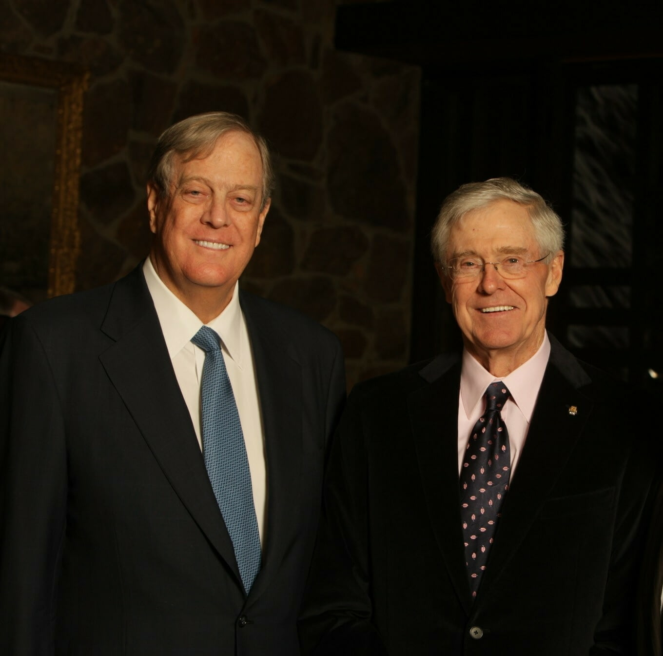 Koch Brothers Photo